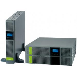 UPS SOCOMEC NeTYS PR RT 3300VA, 2700W, Rack/tower Line-int., sine w., RS232, LCD (NPR-3300-RT)