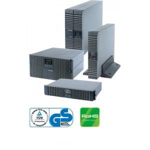 UPS SOCOMEC Netys RT 11kVA,9000W, Rack/tower, On-line, sine w., USB, LCD (NRT2-11000K)
