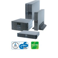 UPS SOCOMEC Netys RT 3300VA, 2700W, Rack/tower, On-line, sine w., USB, LCD (NRT2-U3300)