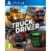 Truck Driver (PS4)