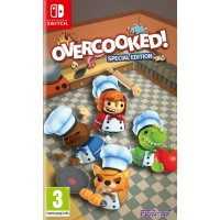 Overcooked: Special Edition (Switch)