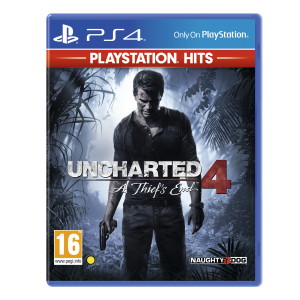 Uncharted 4: A Thiefs End - PlayStation Hits (PS4)