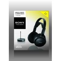 SONY brezžične slušalke MDRRF811RK (SO-MDRRF811RK)