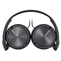 SONY naglavne slušalke, črne barve MDRZX310APB (SO-MDRZX310APB)