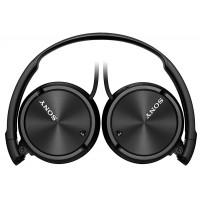 SONY naglavne slušalke, črne barve MDRZX110B (SO-MDRZX110B)