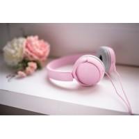 SONY naglavne slušalke, roza barve MDRZX110P (SO-MDRZX110P)