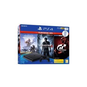 Igralna konzola SONY PS4 1TB + GT SPORT - HZD CE-UC4