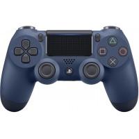 SONY PS4 DUALSHOCK 4 V2 KONTROLER, TEMNO MODER