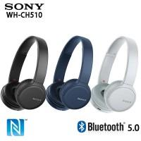 SONY slušalke WHCH510B (SO-WHCH510B)