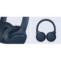 SONY slušalke WHXB700L modre (SO-WHXB700L)