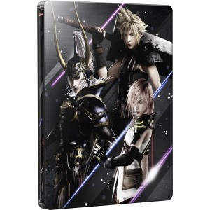 Dissidia Final Fantasy NT - Steelbook Edition (playstation 4)