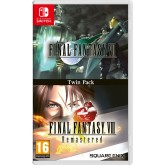 Final Fantasy VII & Final Fantasy VIII Remastered Twin Pack (Nintendo Switch)