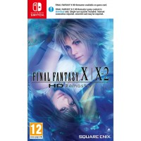 Final Fantasy X/X-2 HD Remaster (Switch)
