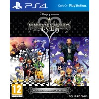 Kingdom Hearts HD 1.5+2.5 REMIX (playstation 4)