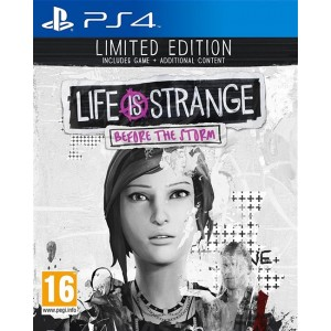 Life is Strange: Before the Storm Limited Edition (Playstation 4)