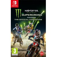 Monster Energy Supercross (Switch)