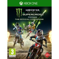 Monster Energy Supercross (XboxOne)