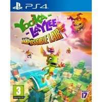 Yooka - Laylee and the Impossible Lair (PS4)