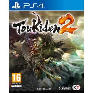 Toukiden 2(PS4)