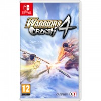 Warriors Orochi 4 Ultimate (Switch)