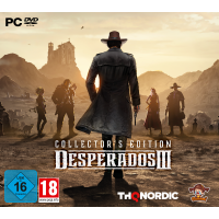 Desperados III - Collector's Edition (PC)
