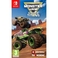 Monster Jam: Steel Titans (Switch)