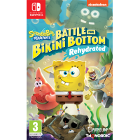 Spongebob SquarePants: Battle for Bikini Bottom - Rehydrated - Shiny Edition (Nintendo Switch)