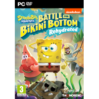 Spongebob SquarePants: Battle for Bikini Bottom - Rehydrated - Shiny Edition (PC)