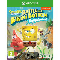 Spongebob SquarePants: Battle for Bikini Bottom - Rehydrated - Shiny Edition (Xbox One)