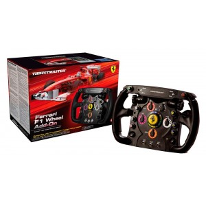 THRUSTMASTER FERRARI F1 WHEEL ADD-ON RACING WHEEL ACCESSORY PC/PS3/PS4/XBOXONE