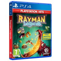 RAYMAN LEGENDS PLAYSTATION HITS (PS4)