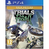 Trials Rising- Gold Edition (PS4)