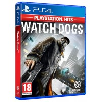 WATCH_DOGS PLAYSTATION HITS (PS4)