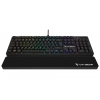 Tipkovnica UVI PRIDE, Optical Blue Switch, RGB, USB, SLO (UVIPRIDE)