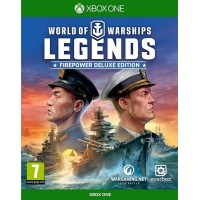 World of Warships: Legends - Firepower Deluxe Edition (Xone)