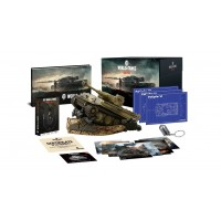 KIPEC WORLD OF TANKS COLLECTOR EDITION