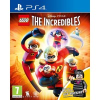 LEGO The Incredibles Mini Figurine Edition (PS4)