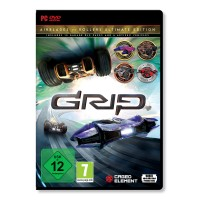 GRIP: Combat Racing - Rollers vs AirBlades Ultimate Edition (PC)